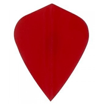 Plain Red KITE Flight