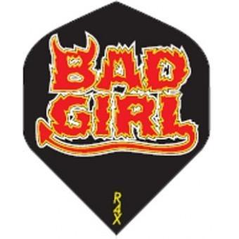 McCoy R4X Darts FLIGHTS - Bad Girl