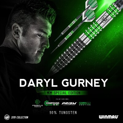 Daryl Gurney Special Edition Darts