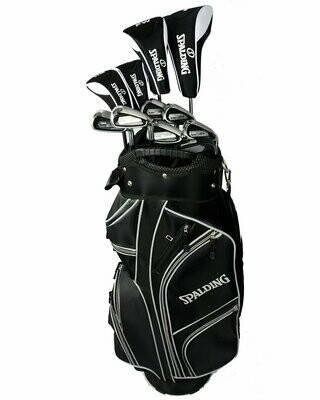Spalding True Black Golf Set