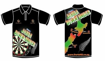 Jabba Down Under - Limited Edition Event Shirt