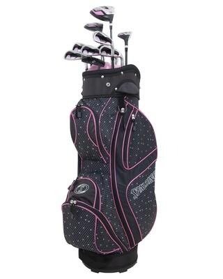 Spalding Ladies Elite Golf Set R/H