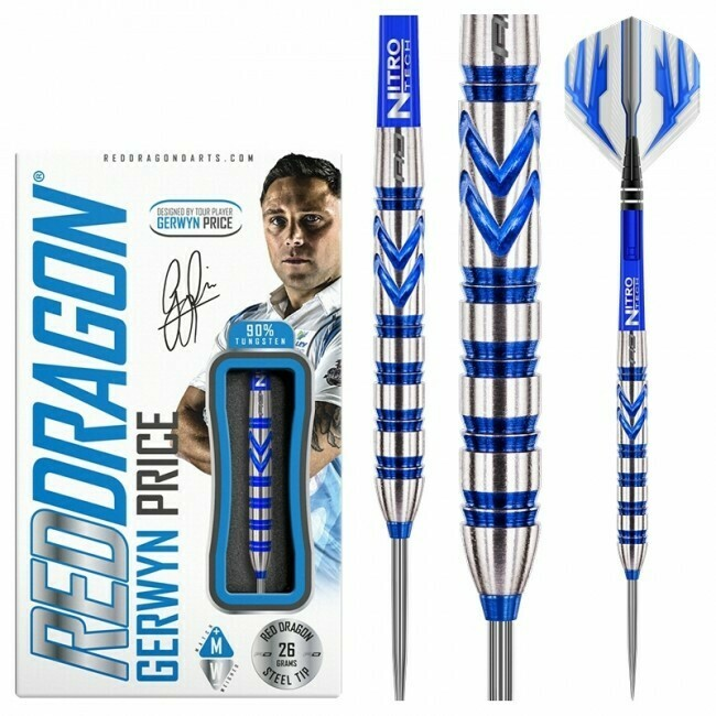 Gerwyn Price ICEMAN Darts