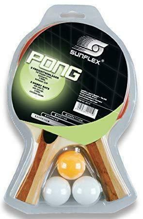 SUNFLEX Table Tennis SET 20110 PING