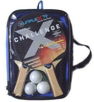 S/FLEX 4 PLAYER Table Tennis SET