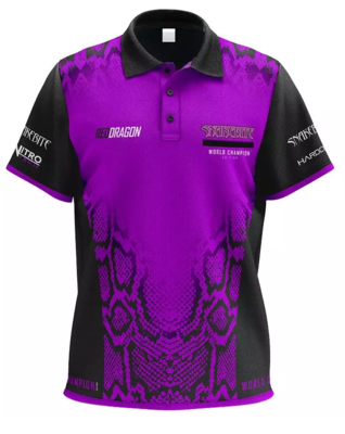 Peter Snakebite Wright World Champion Edition Shirt