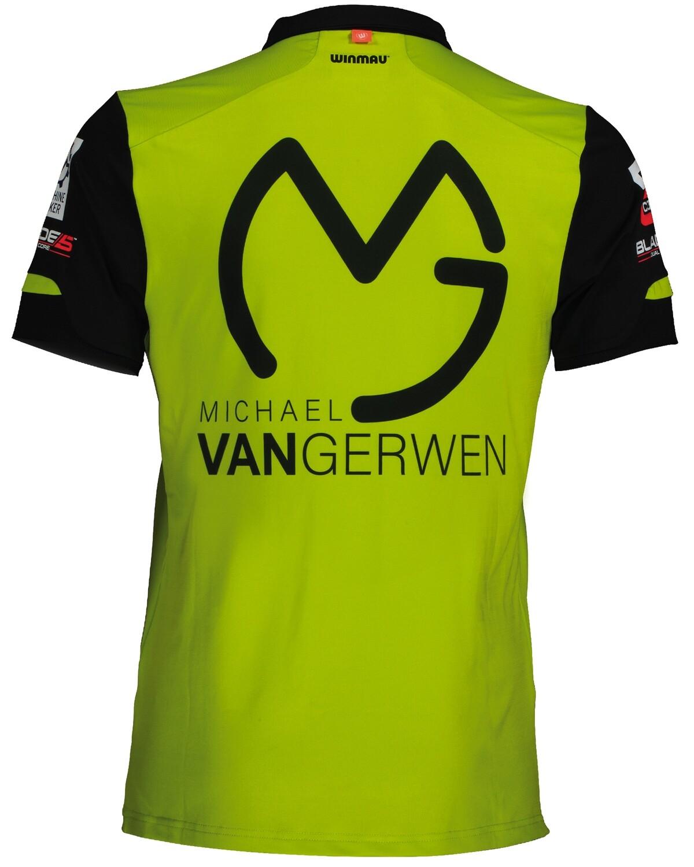 MVG Michael van Gerwen PDC Players Shirt