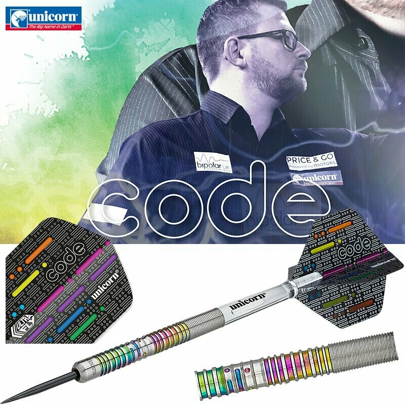 Unicorn James Wade CODE Darts