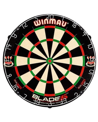 Winmau Blade 5 DUAL CORE and 1pc surround MAN CAVE