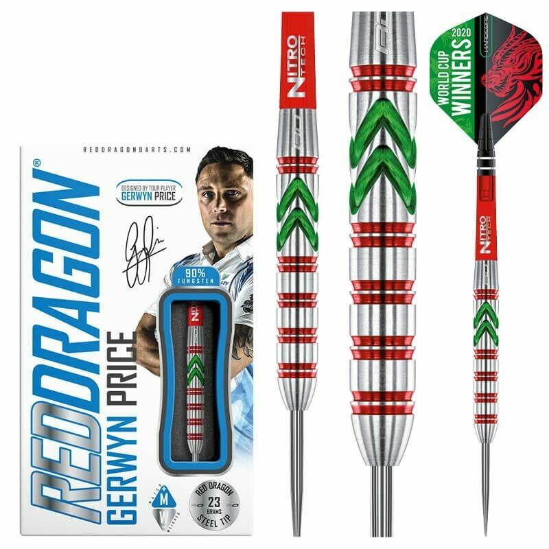 Gerwyn Price ICEMAN WORLD CUP Edition Darts