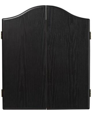 WINMAU black Dartboard Cabinet