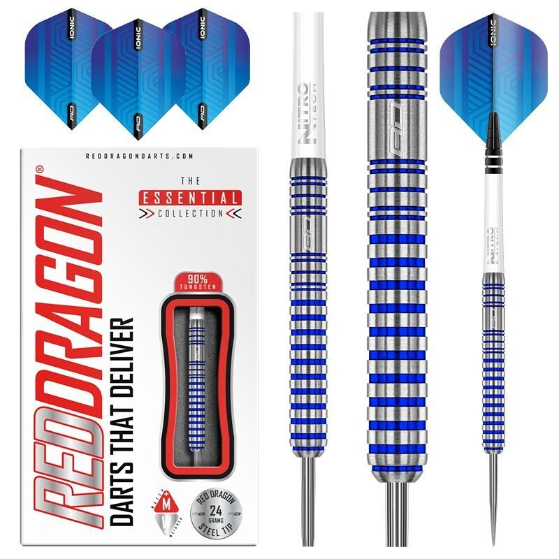 John Henderson Special Edition Darts