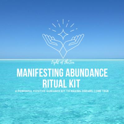 Manifesting Abundance Ritual Kit