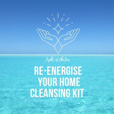 Re Energise Your Home Clearing Kit