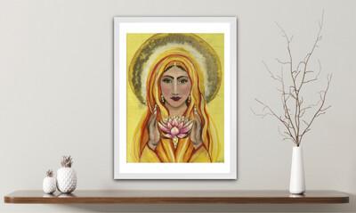 Goddess Of manifestation