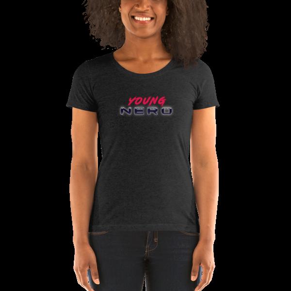 Women's Young Nero New Gen T-Shirt