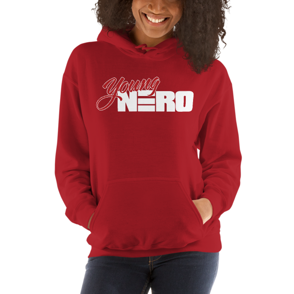 Young Nero Hooded Sweatshirt Unisex