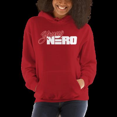 Young Nero Hooded Sweatshirt Unisex