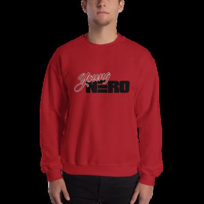 Young Nero Crewneck Sweatshirt
