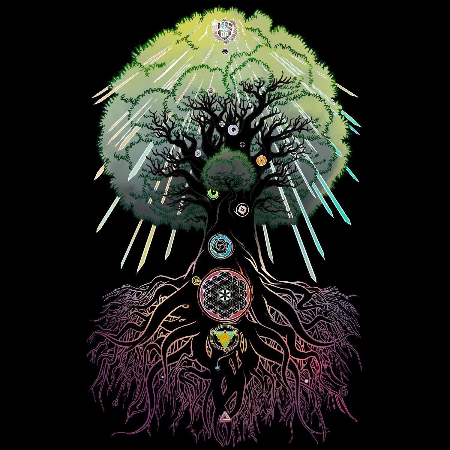 Tree of Life - Unisex T-Shirt