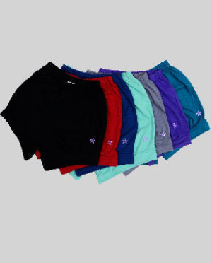 Mens Pune Yoga Shorts (Organic Cotton) - free shipping