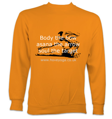 Body the Bow Sweat Shirt