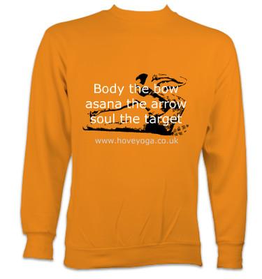 Body the Bow Sweat Shirt