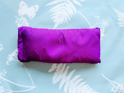 Silk Eye Pillow