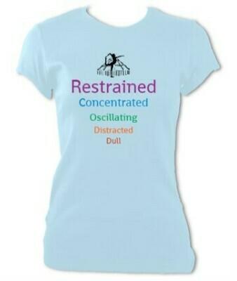 5 Qualities of Mind T-Shirt (Women's) - FREE SHIPPING