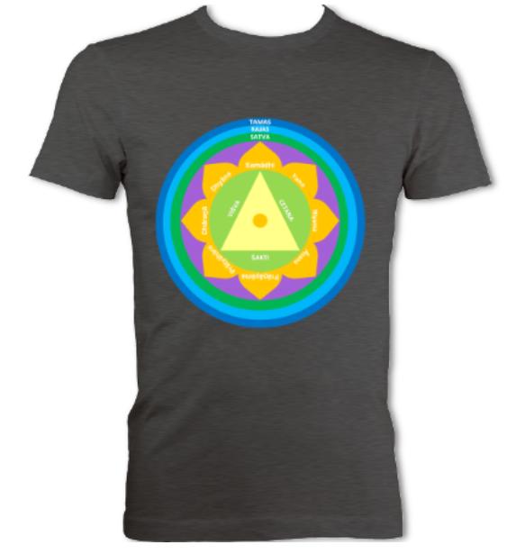 Yoga Vidya Yantra T-Shirt