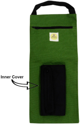 Rectangular Yoga Sand bag cover - free shipping