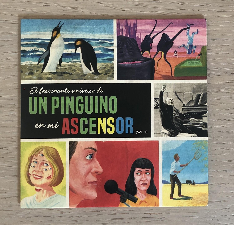 """""""El Fascinante Universo de Un Pingüino en mi Ascensor"""""""