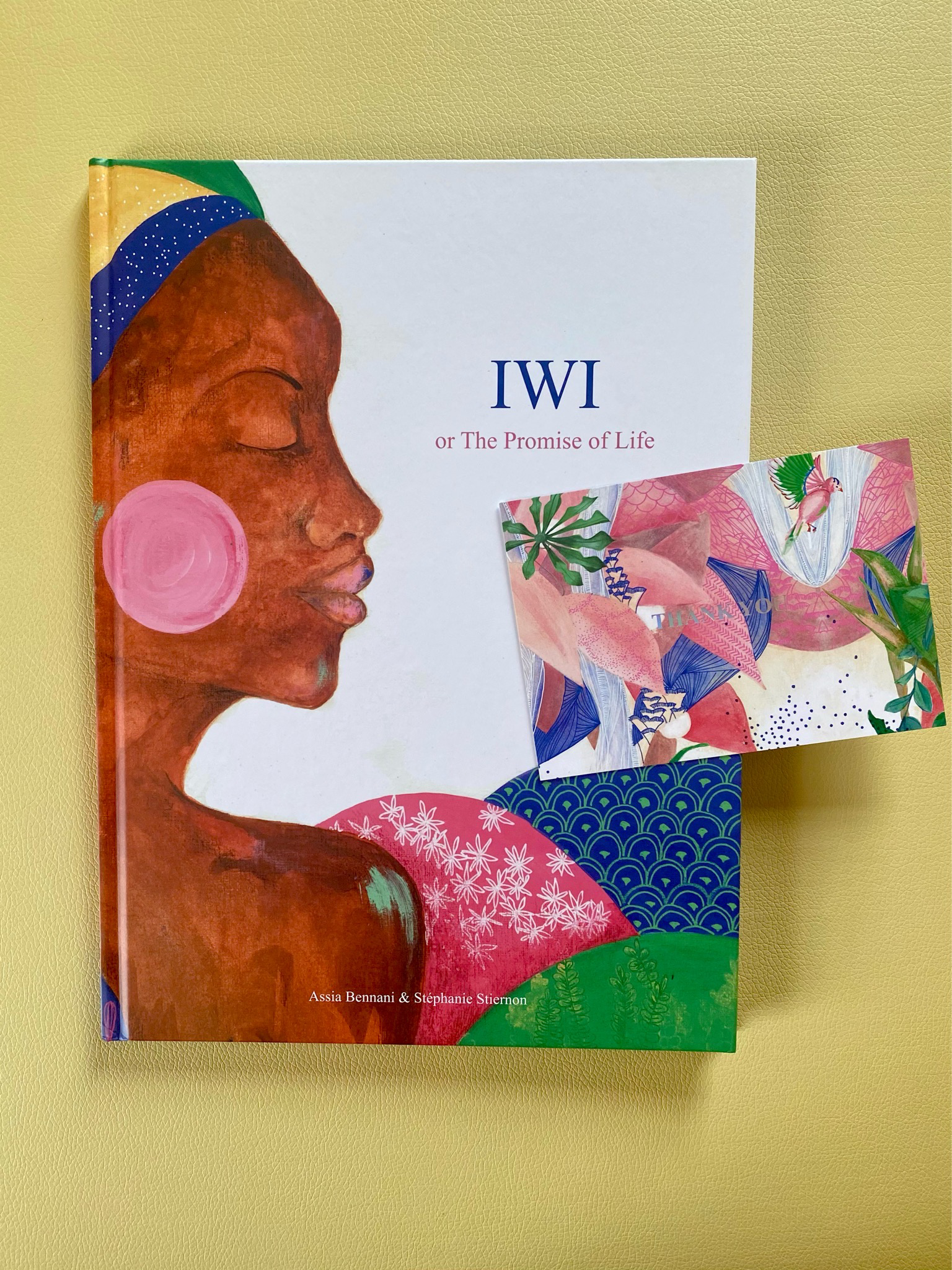 IWI or the promise of life
