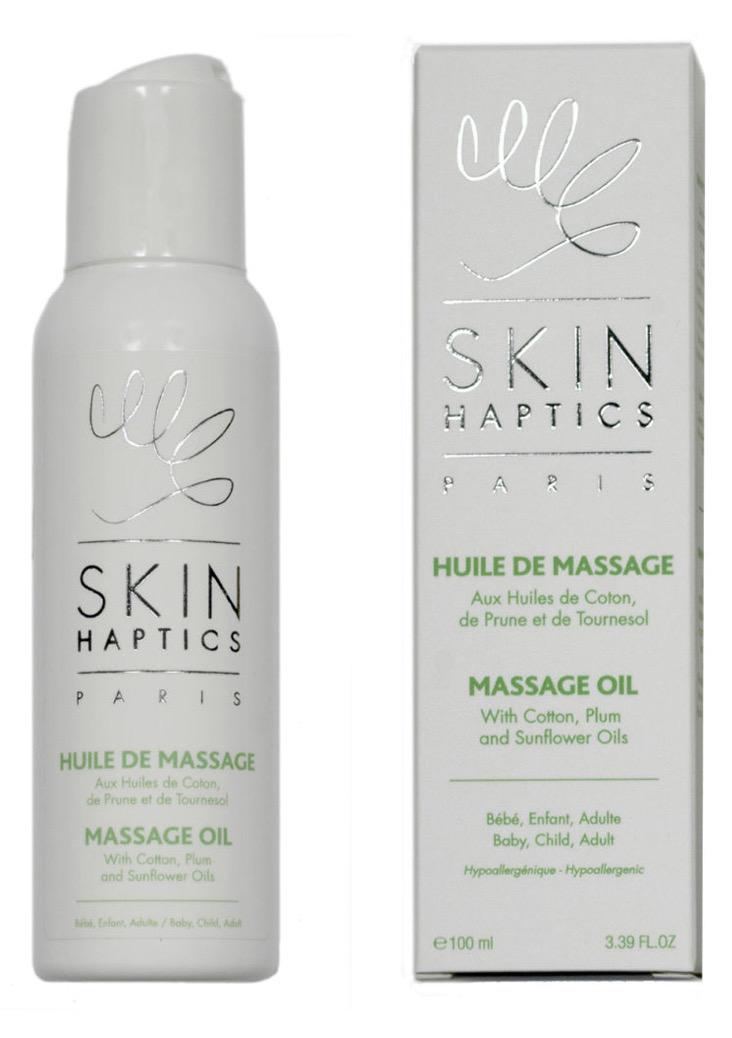 Skinhaptics - Huile de Massage 01174