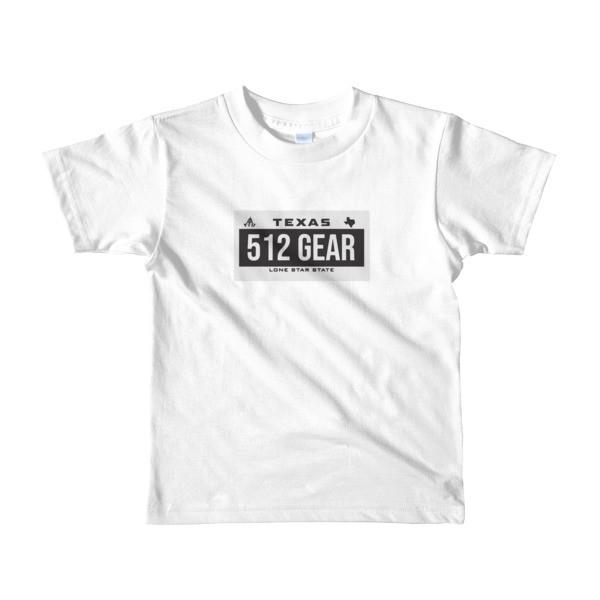 Plated Short sleeve kids t-shirt