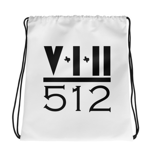 Over-Under Drawstring bag
