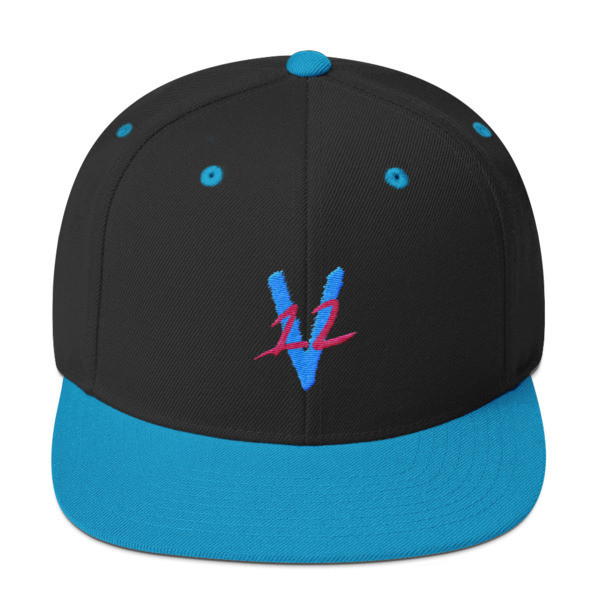V12 Snapback Hat