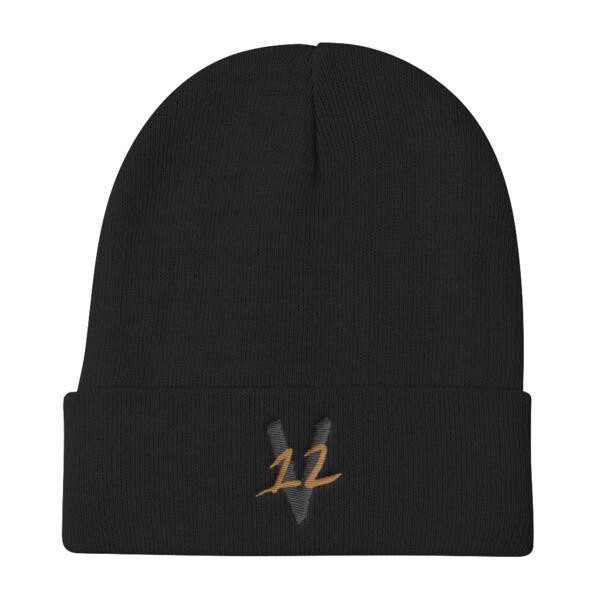V12 - Gold Series - Knit Beanie