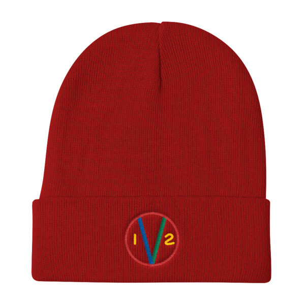 Chief V12 Knit Beanie