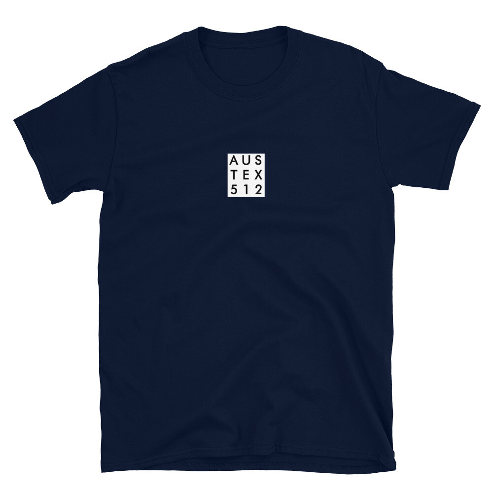 AusTex Short-Sleeve Unisex T-Shirt