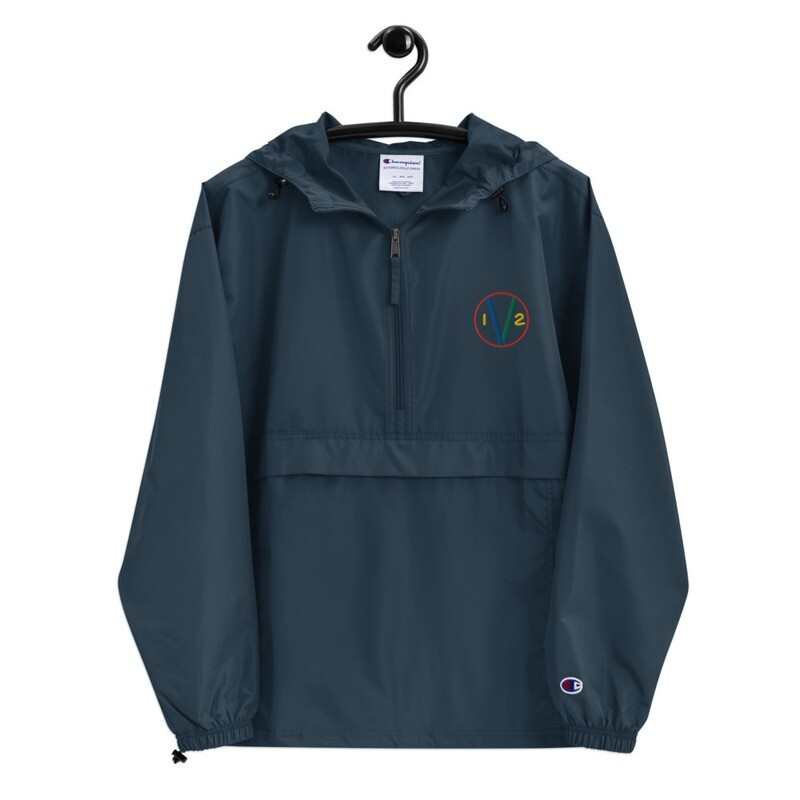 Chief - Embroidered Champion Packable Jacket