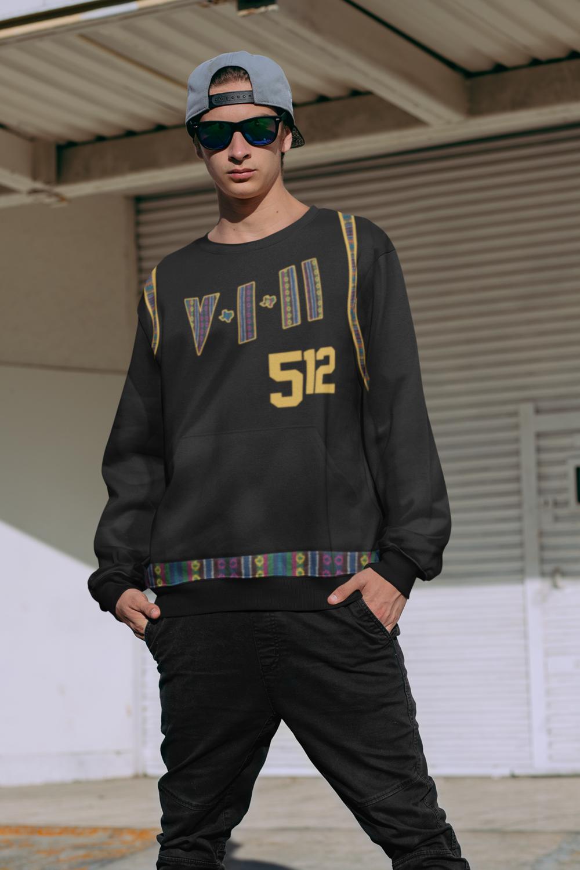 Hometown Aztec Sweatshirt
