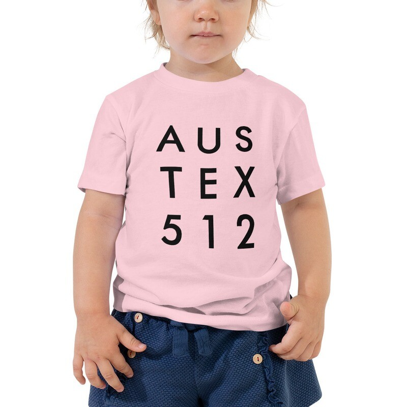 AusTex Jumbo Toddler Short Sleeve Tee