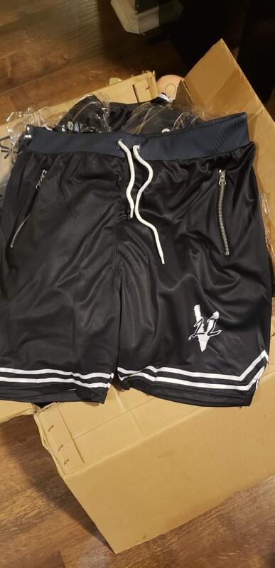 V12 Basketball shorts