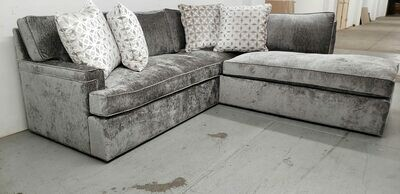 Loose Back Sectional