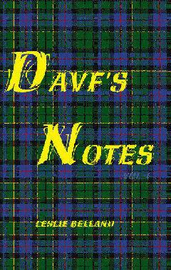 Davf's Notes -EPub