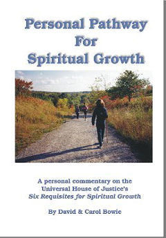 Personal Pathway for Spiritual Growth -Kindle