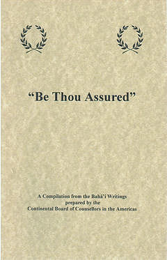 Be Thou Assured -EPub