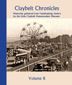 Claybelt Chronicles ~ Volume 8