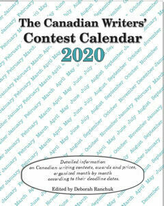 Canadian Writers' Contest Calendar 2020 Kindle